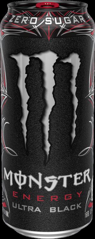 Monster Ultra Zero Black Cherry 473ml