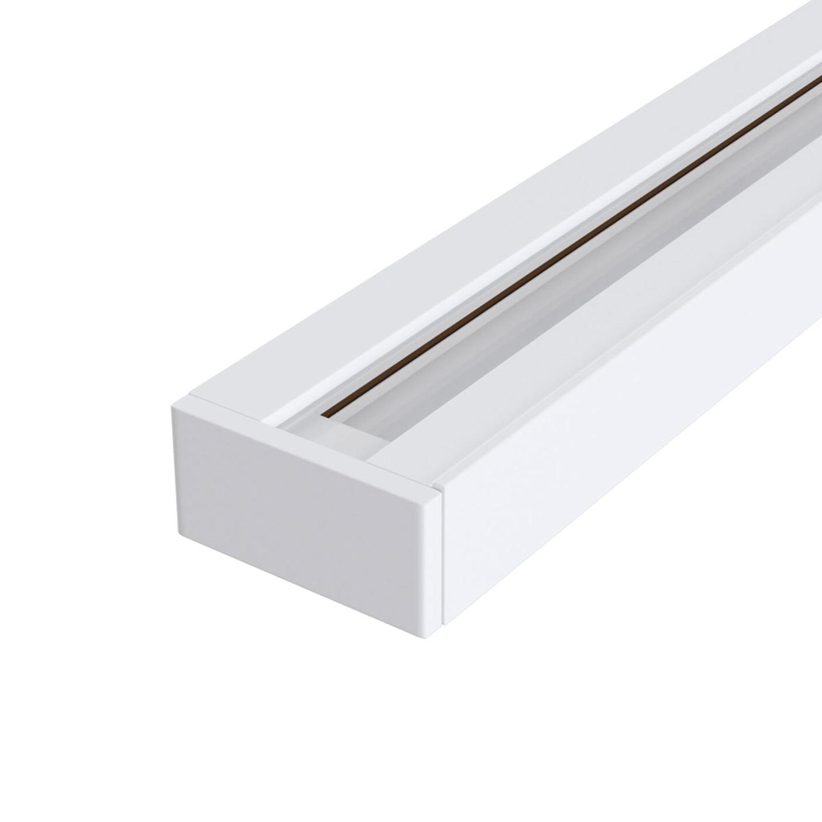 1-vaiheikiskovalaisin Track valkoisena, 100 cm