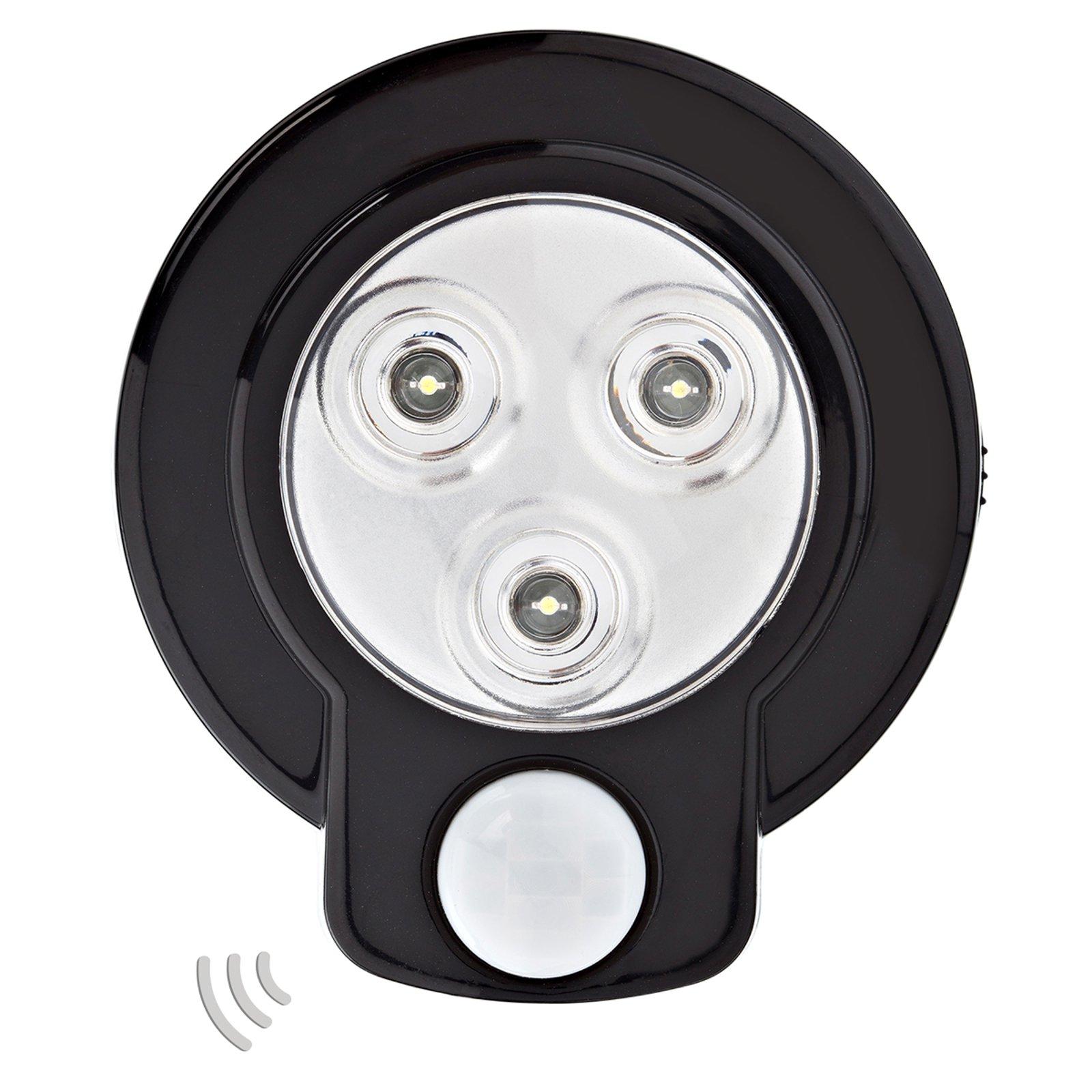 Nightlight Flex Sensor - nattlys, batteridrevet