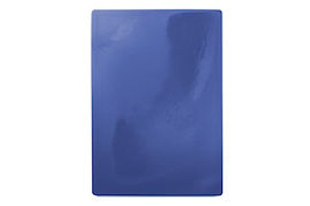 Skjærebrett 49,5x 35cm, blå