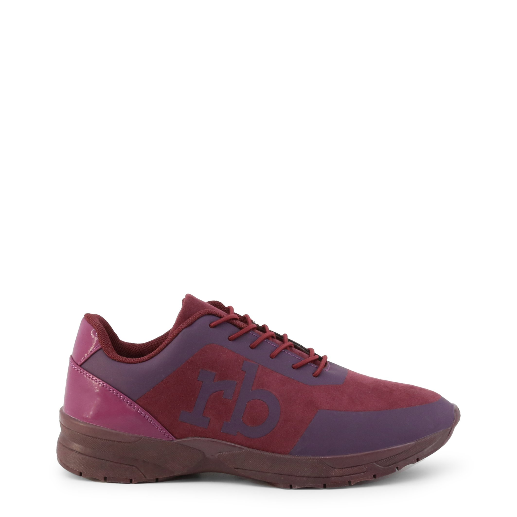 Roccobarocco Women's Trainer Various Colours RBSC1J601 - red EU 35