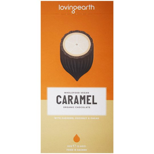 Eko Choklad Caramel - 70% rabatt