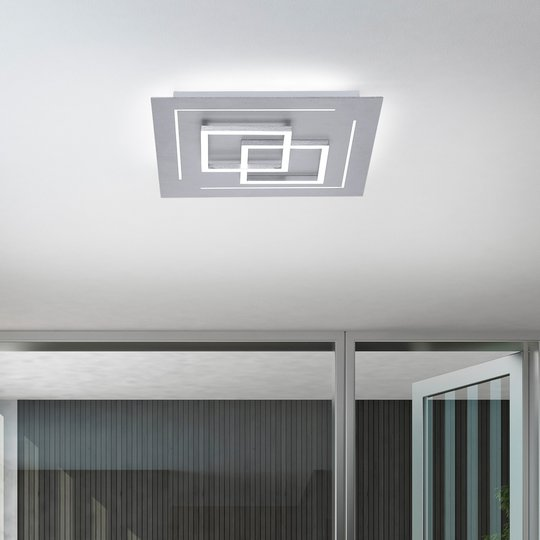 Paul Neuhaus Q-LINEA -LED-kattovalaisin, 40 cm