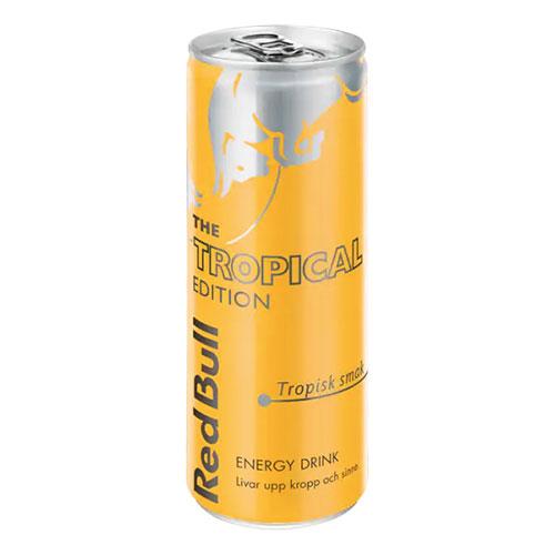 Red Bull Tropical Energidryck - 1-pack