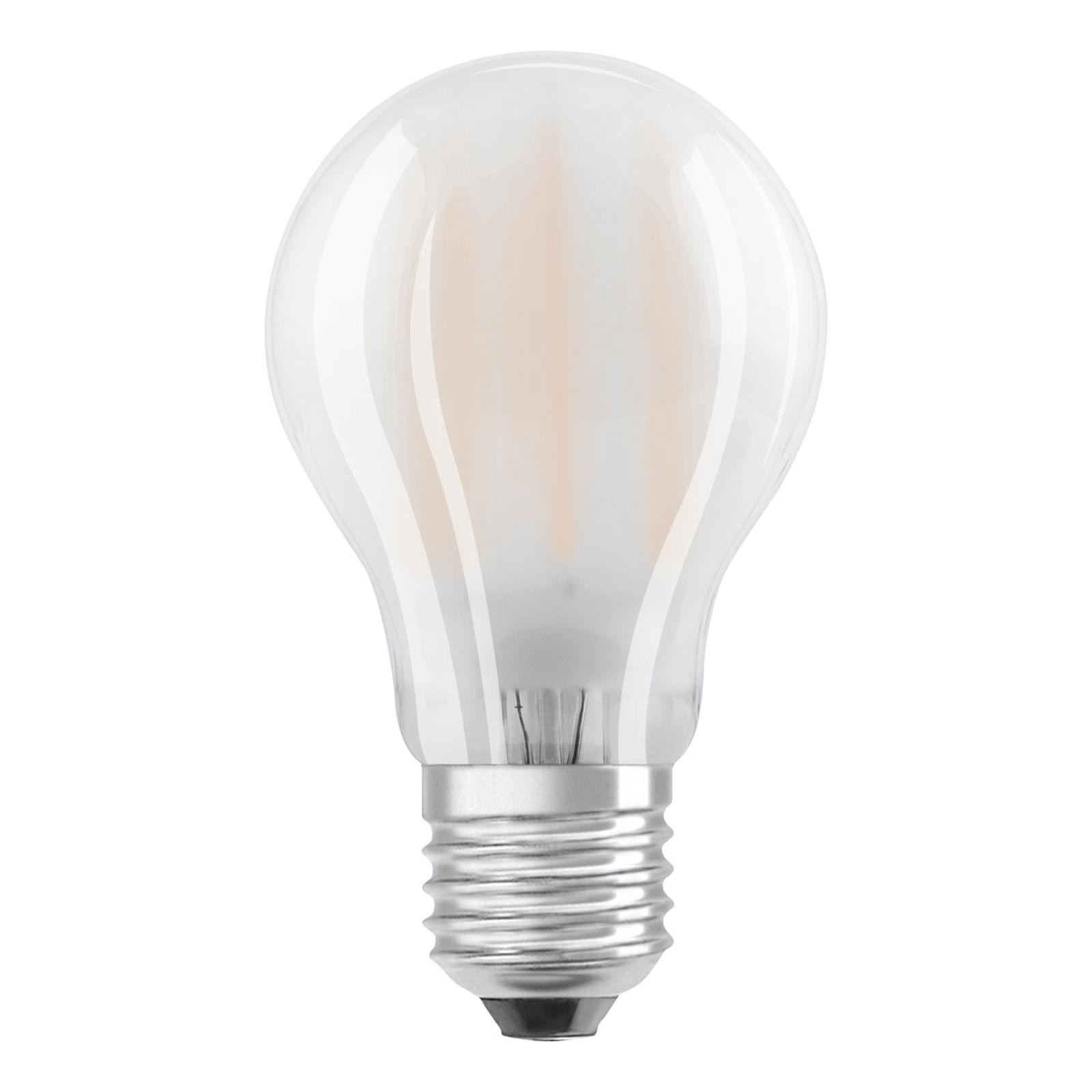OSRAM-LED-lamppu E27 Superstar 9W matta 4000K dim