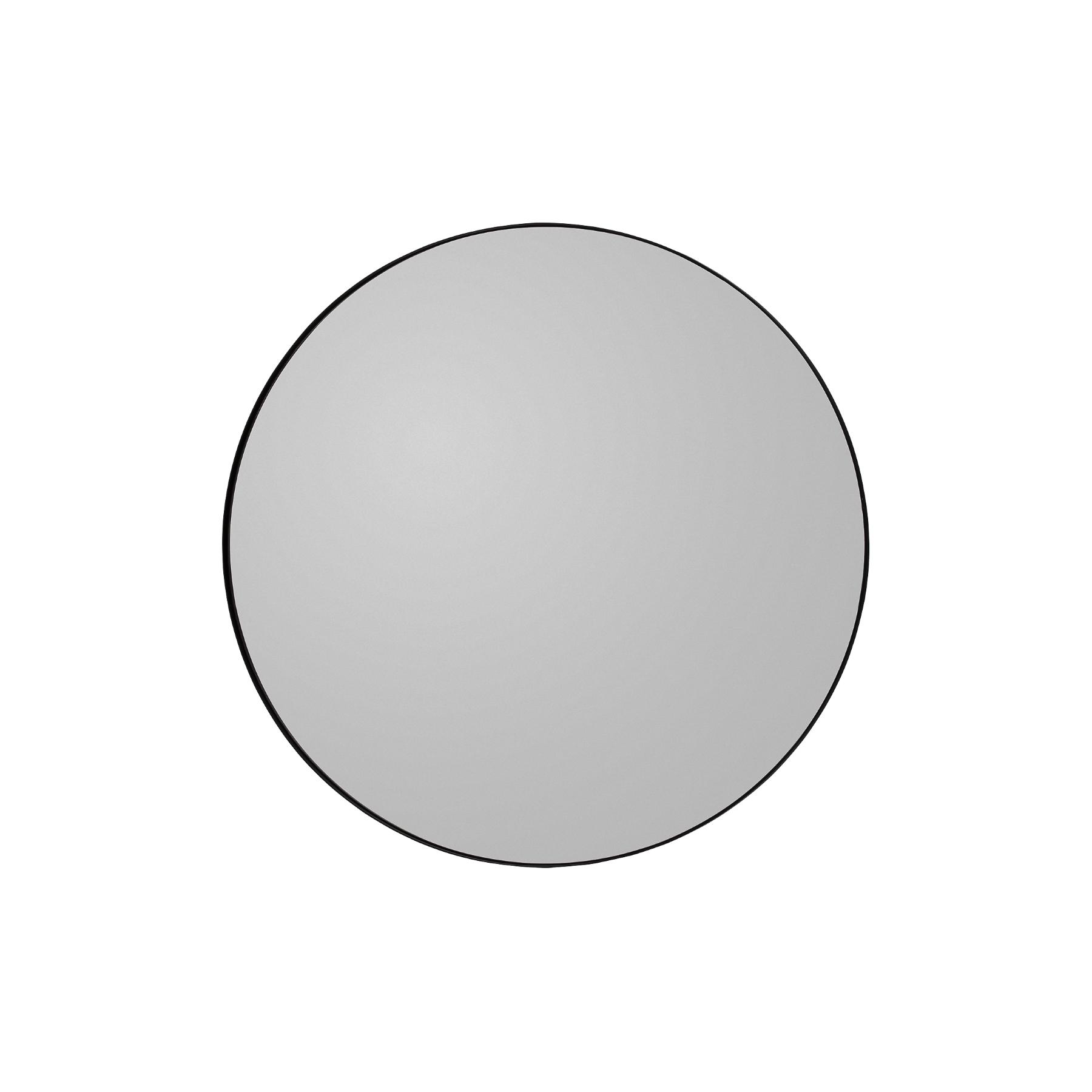 Spegel CIRCUM 70 cm black, AYTM