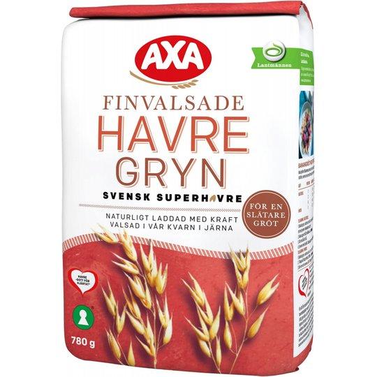 """Havregryn """"Finvalsade"""" 780g - 41% rabatt"""