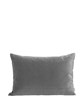 Kudde Lush 40x60 cm - Mörkgrå