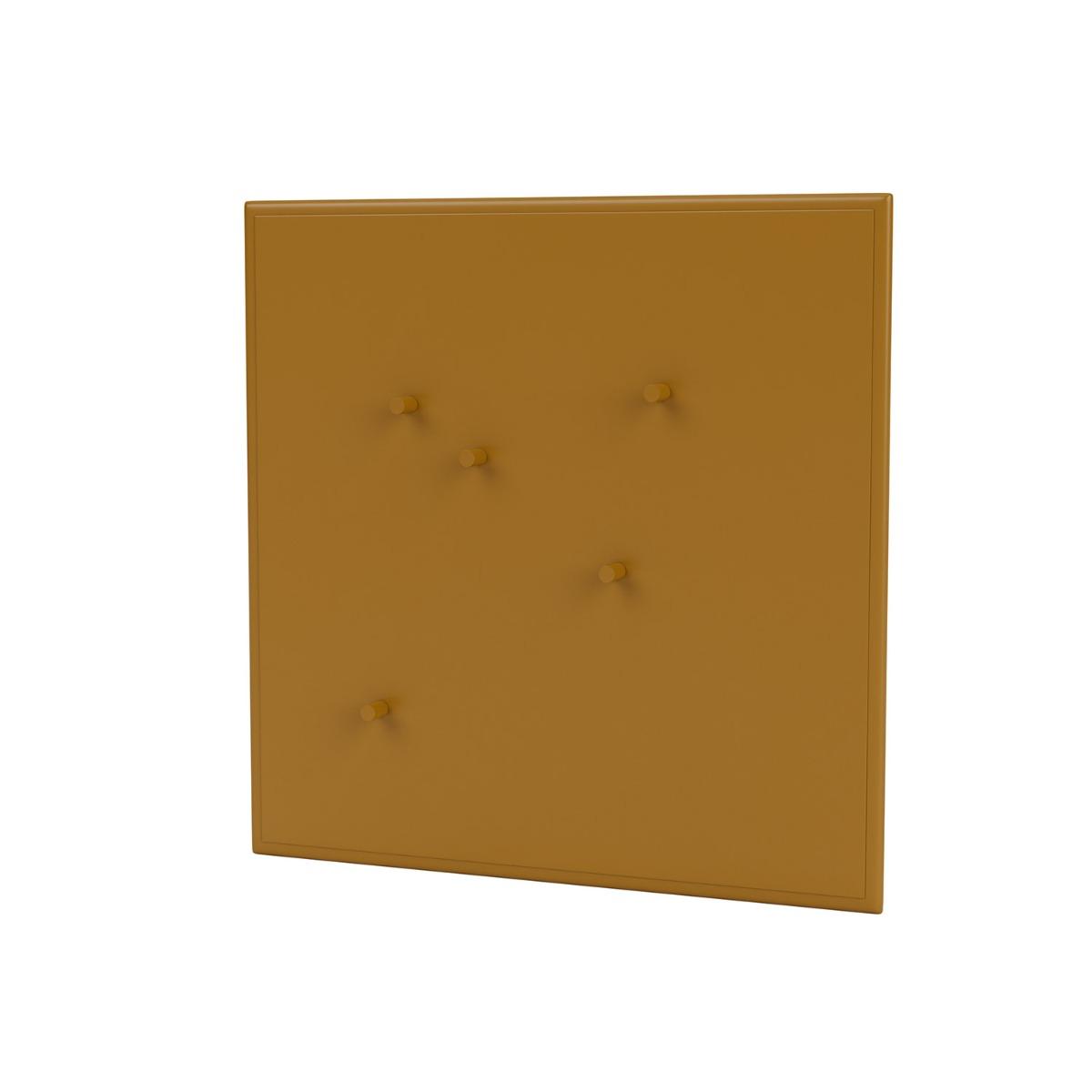 Montana Mini Anslagstavla 35x35 cm Amber