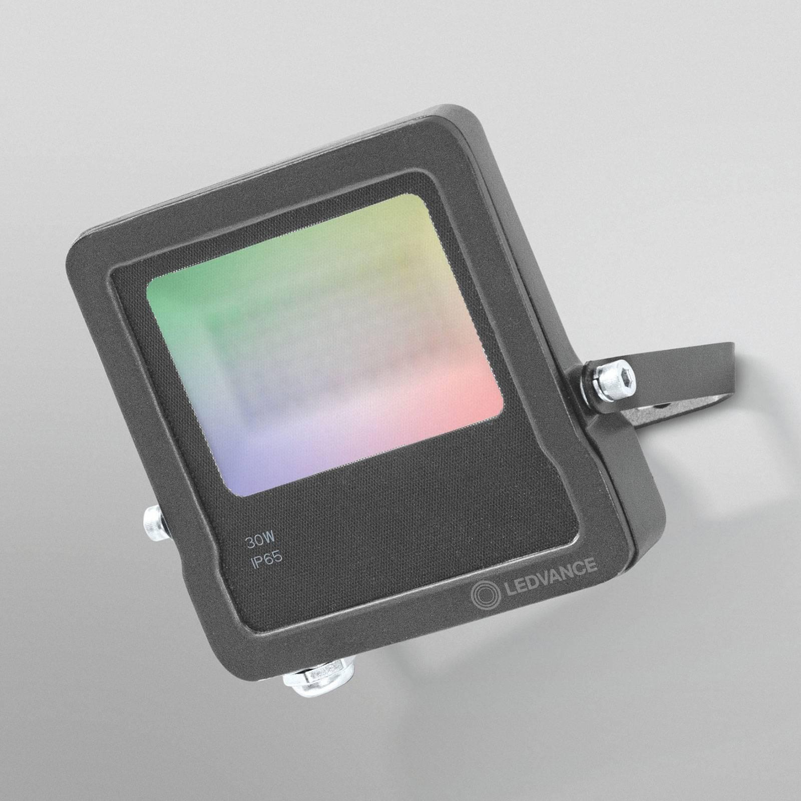LEDVANCE SMART+ WiFi Flood-seinäkohdevalo RGBW 30W