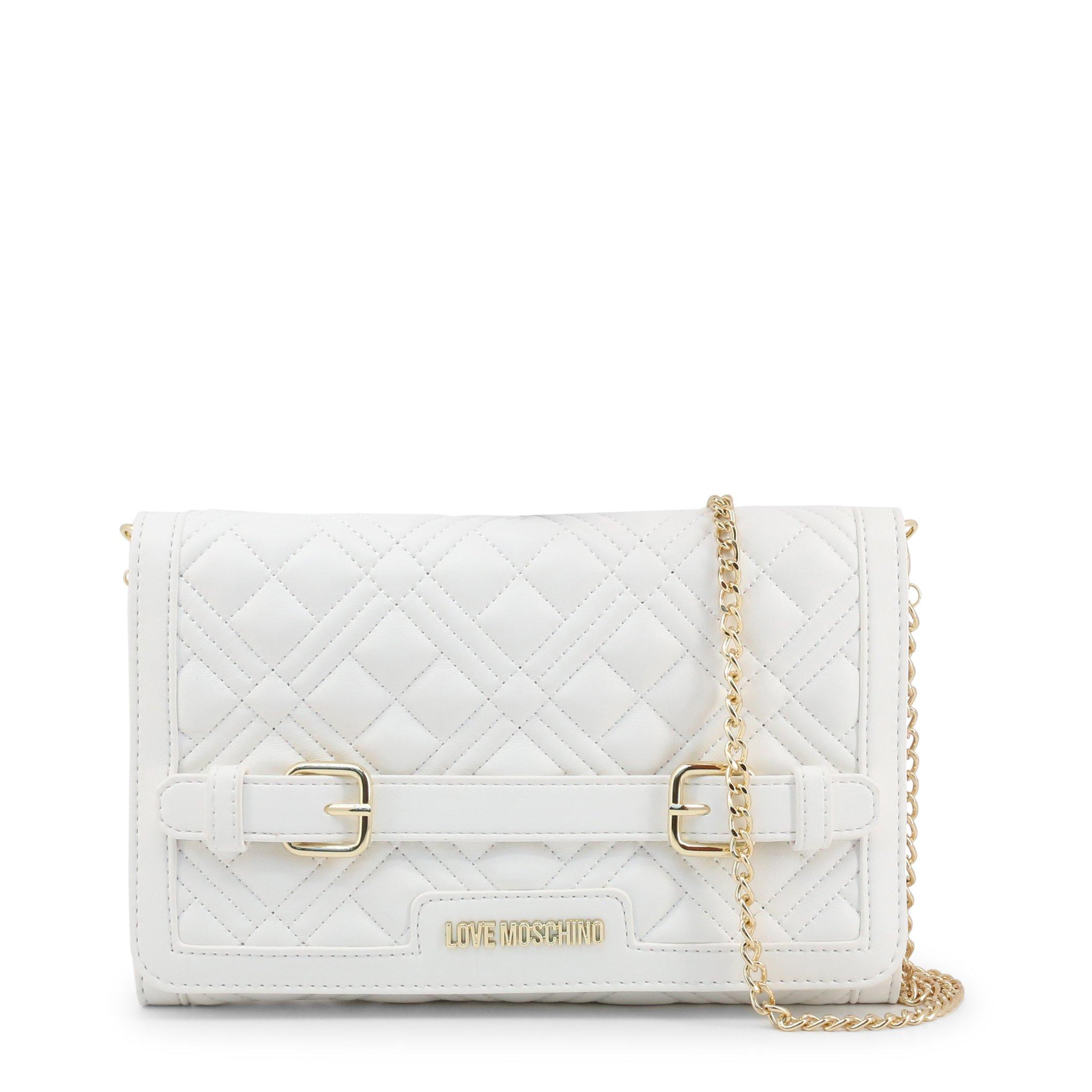 Love Moschino Women's Crossbody Bag Various Colours JC4129PP1CLA2 - white NOSIZE