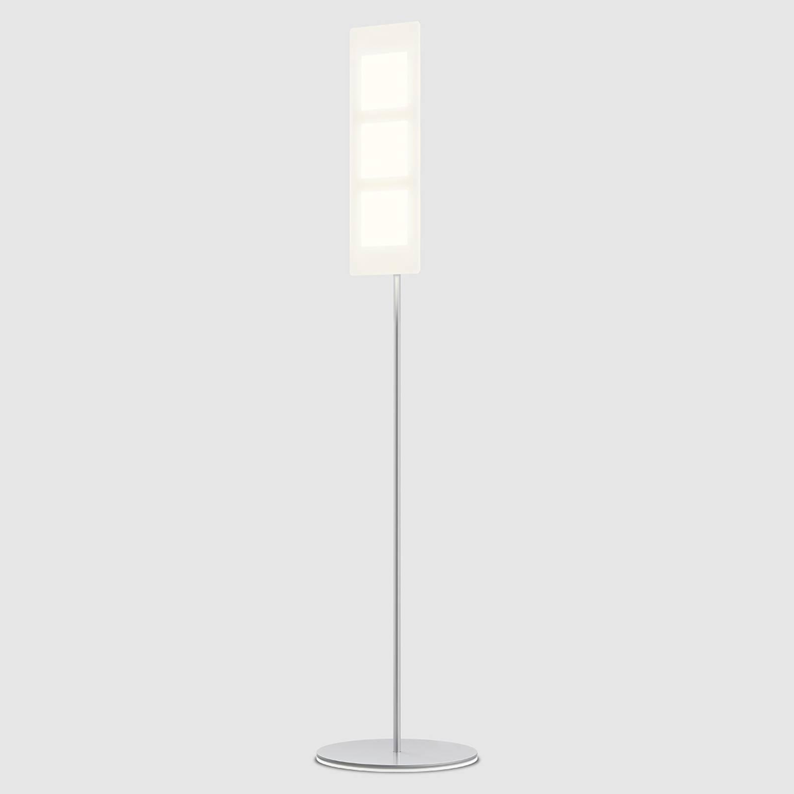 OMLED One f3 - valkoinen OLED-lattiavalaisin