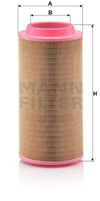 Ilmansuodatin MANN-FILTER C 20 500