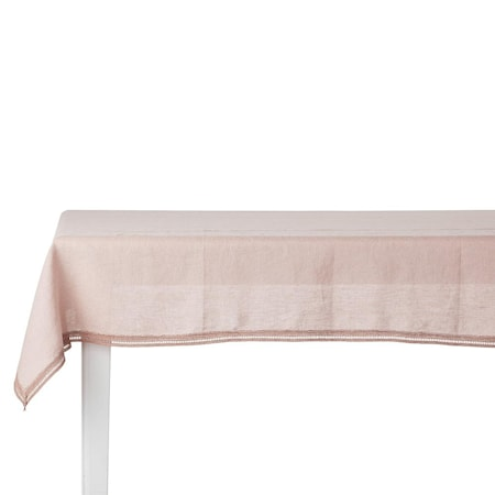 Bordsduk Haydie 280x150 cm Rosa
