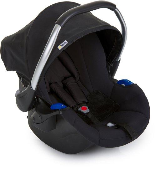Hauck Babybilstol Comfort Fix, Svart