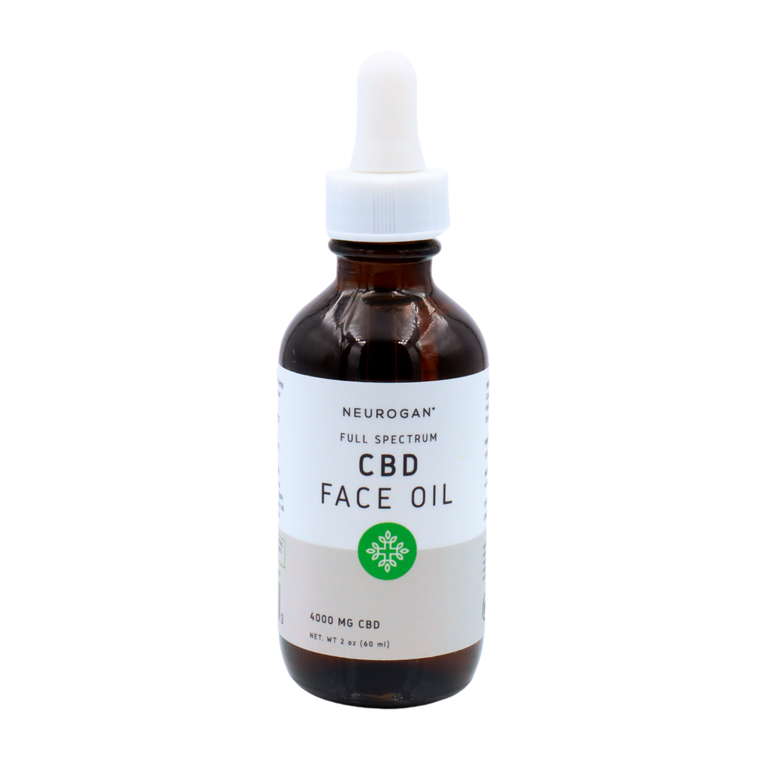 Neurogan - CBD Repairing & Nourishing Face Oil 4000 mg 60 ml