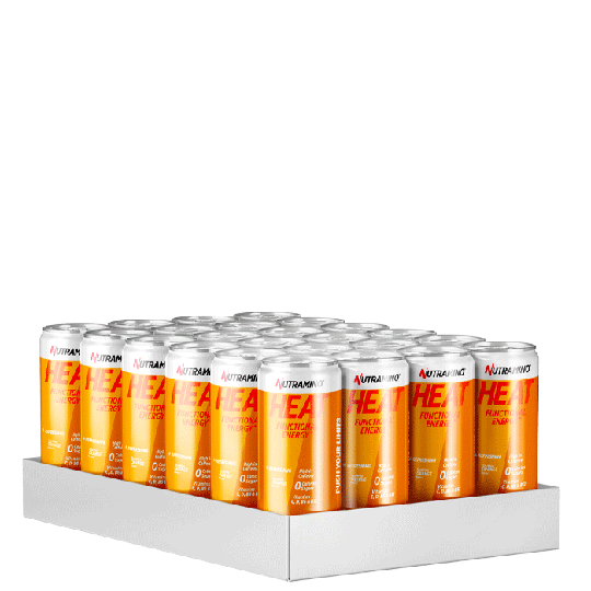 24 x Nutramino HEAT, 330 ml