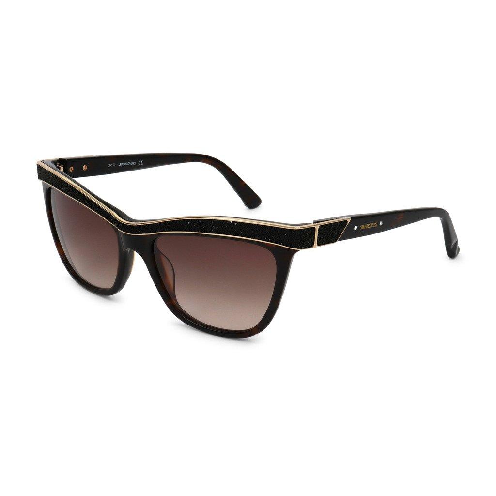 Swarovski Women's Sunglasses Brown SK0075 - brown NOSIZE