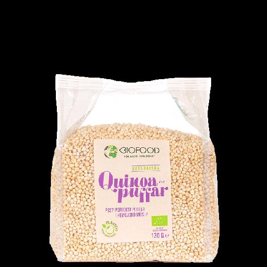 Quinoapuffar Ekologiska, 130 g