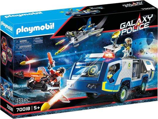Playmobil 70018 Galaxy Police Truck