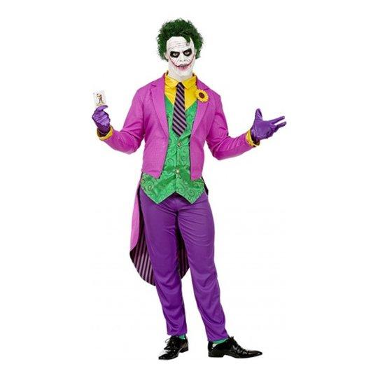 Elak Joker Herr Maskeraddräkt - Small