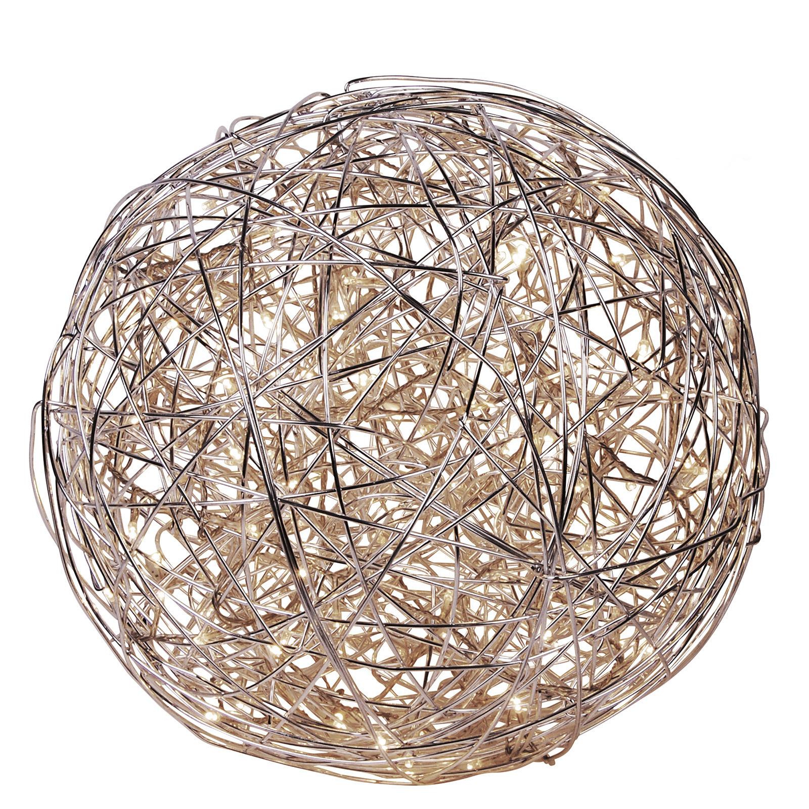 LED-koristevalaisin Mistel IP67, Ø 30 cm