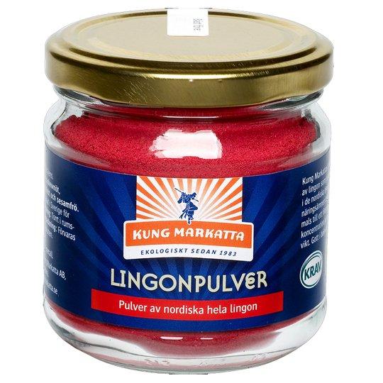 Eko Lingonpulver - 67% rabatt