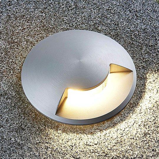 Upotettava maavalo Milara alumiinia