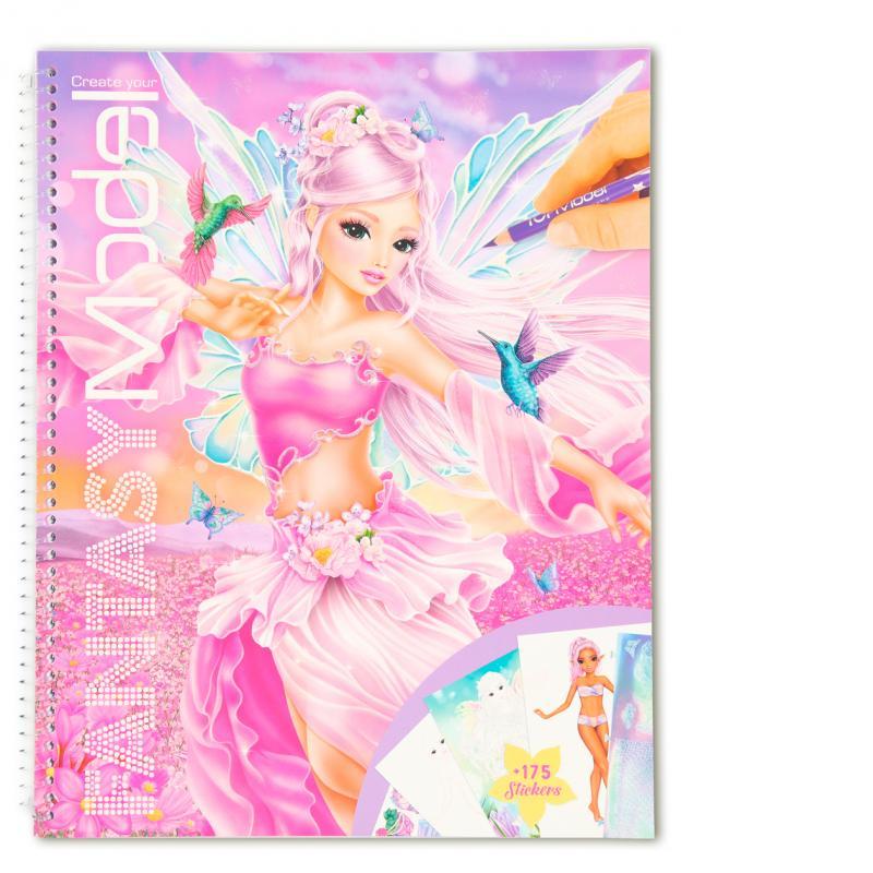 Top Model - Fantasy Design Book (411430)