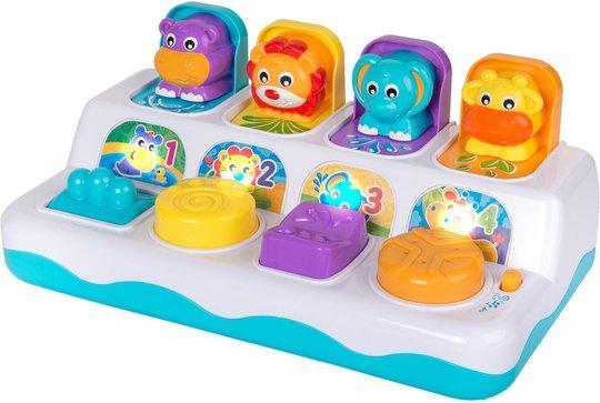 PlayGro Pop Up Leke med Lyd og Lys