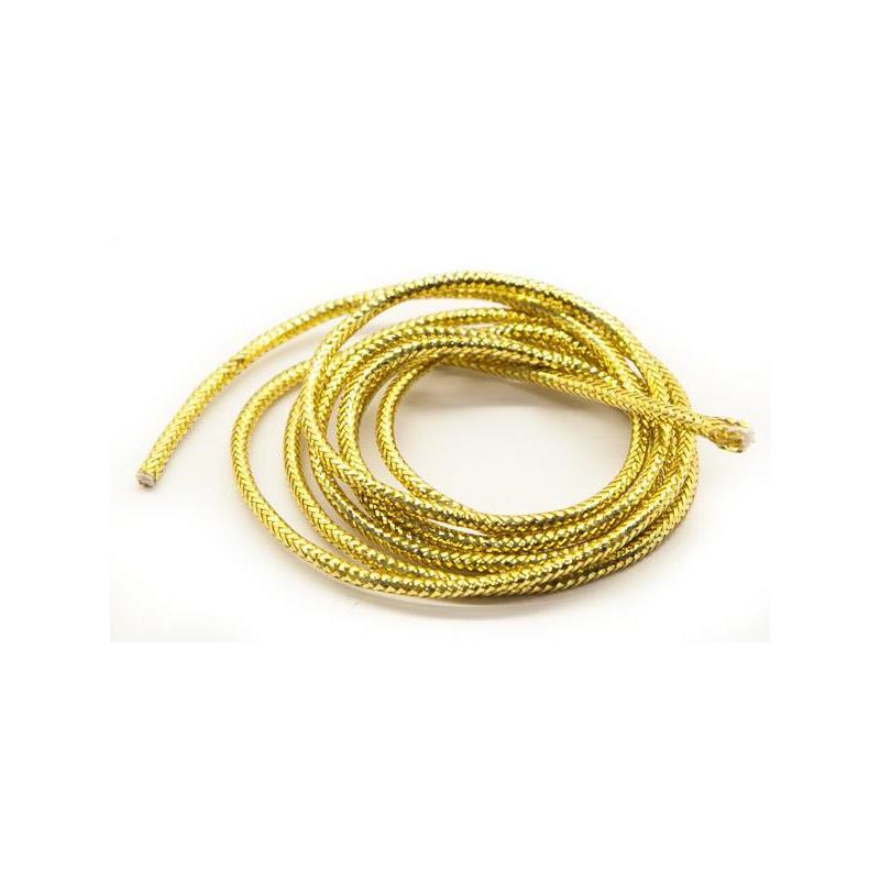 Mylarrør str. S - Gold