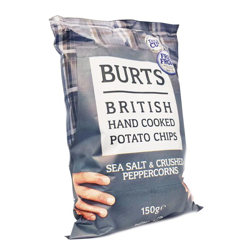 Chips Salt & Svartpeppar 150g - 32% rabatt