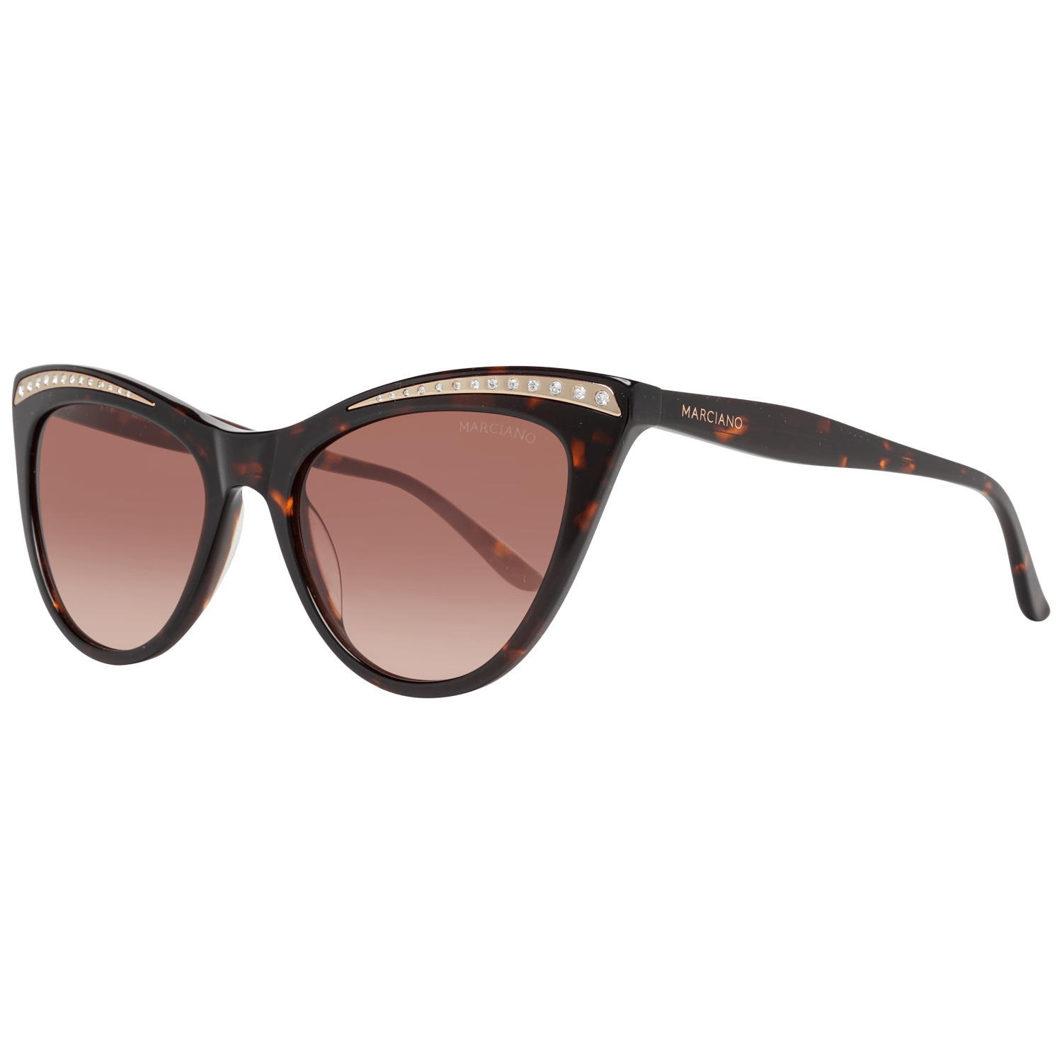 Guess By Marciano Women's Sunglasses Brown GM0793 5352F