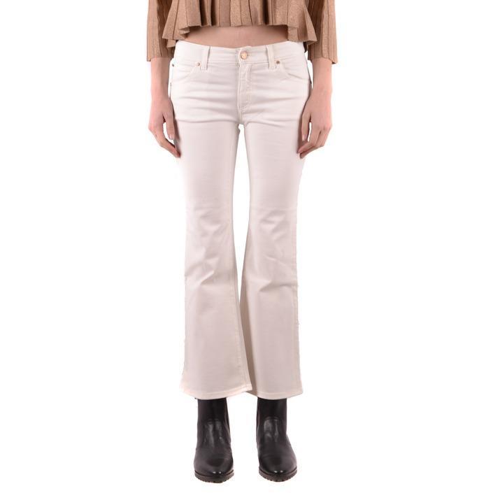 Armani Jeans Women's Trouser White 166489 - white 25