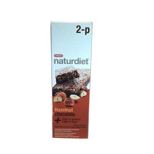 Naturdiet Hasselnöt Choklad 2-pack - 50% rabatt
