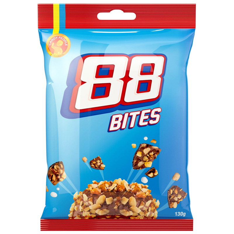 "Godis ""88an Bites"" 130g - 50% rabatt"