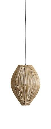 Fishtrap Bambus S Taklampe 29,5x23 cm