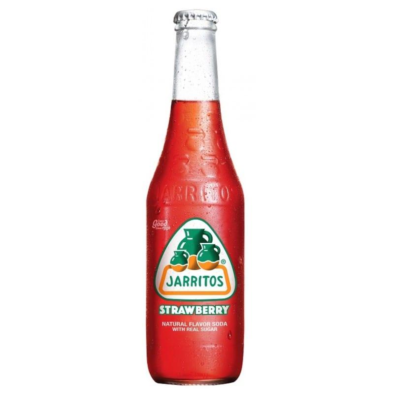 Jarritos Strawberry 370ml