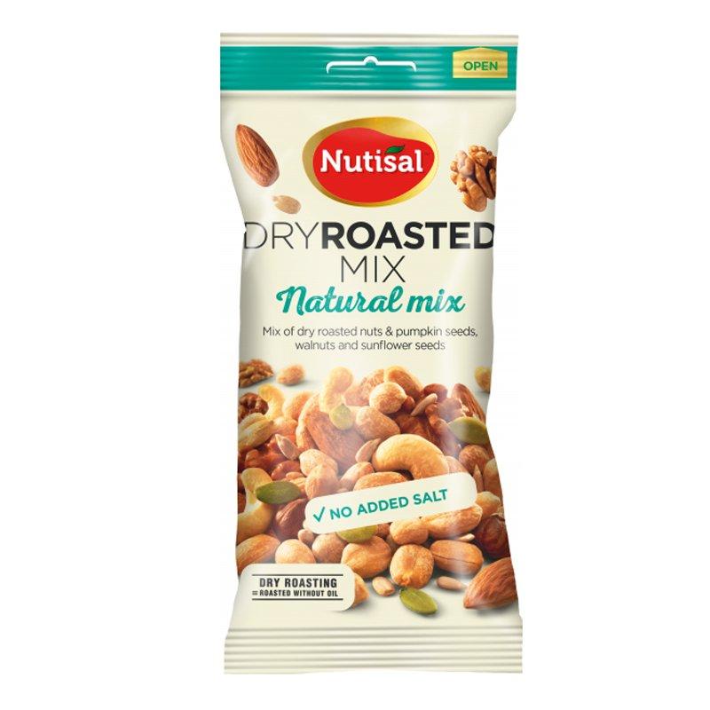 "Nötmix ""Dry Roasted"" - 47% rabatt"
