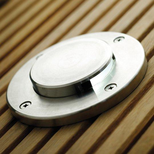 Energiatehokkaat lattiavalo LED Tilos