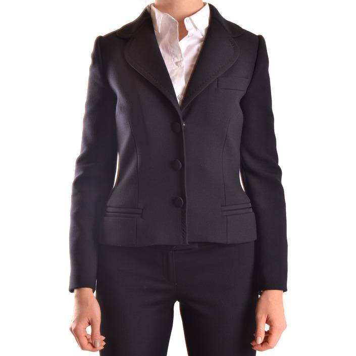 Dolce & Gabbana Women's Blazer Black 164297 - black 42