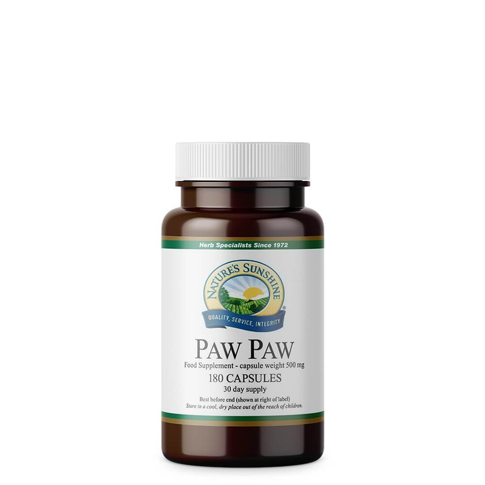Paw Paw (180 Capsules)