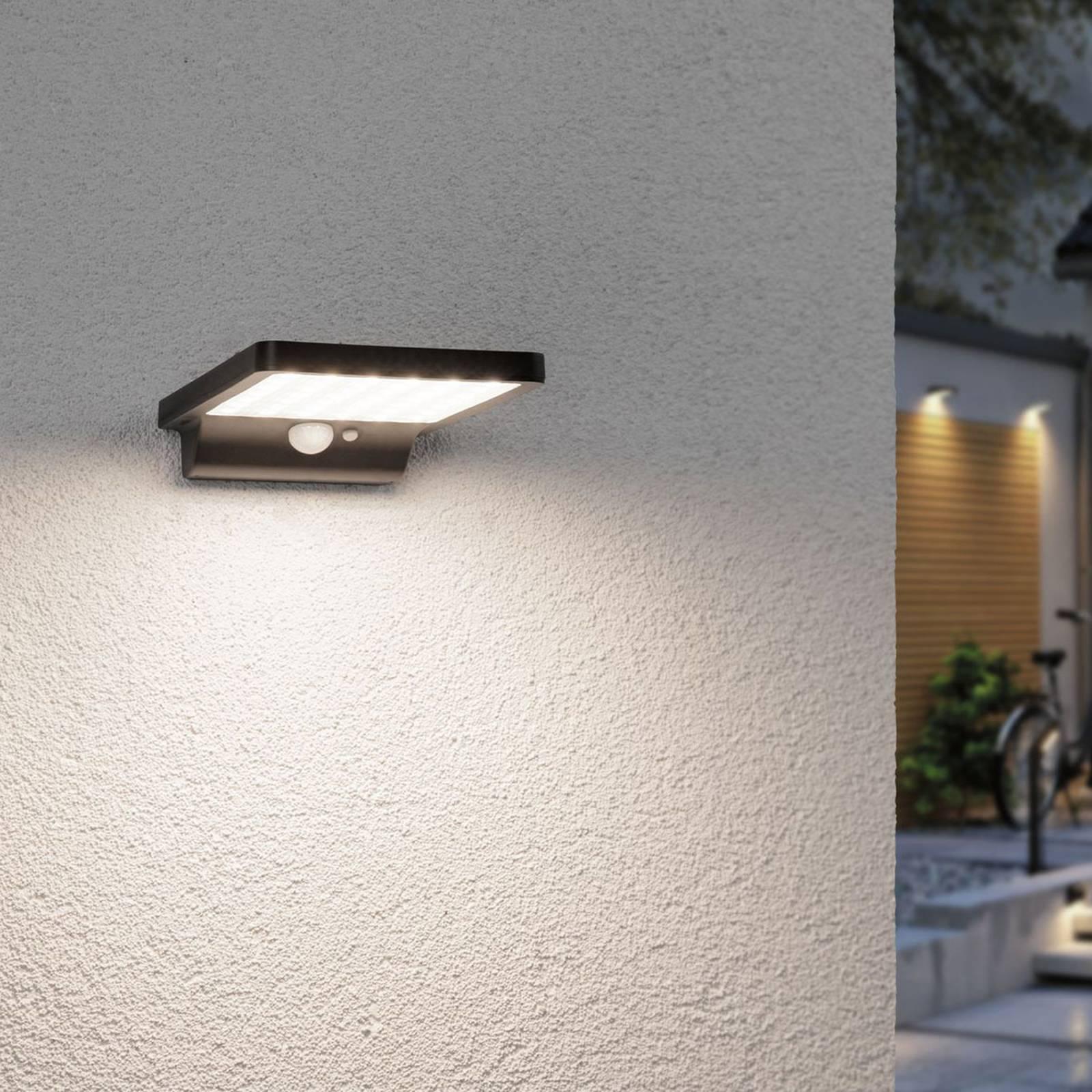 Paulmann Solveig, aurinkokäyttöinen LED-valaisin