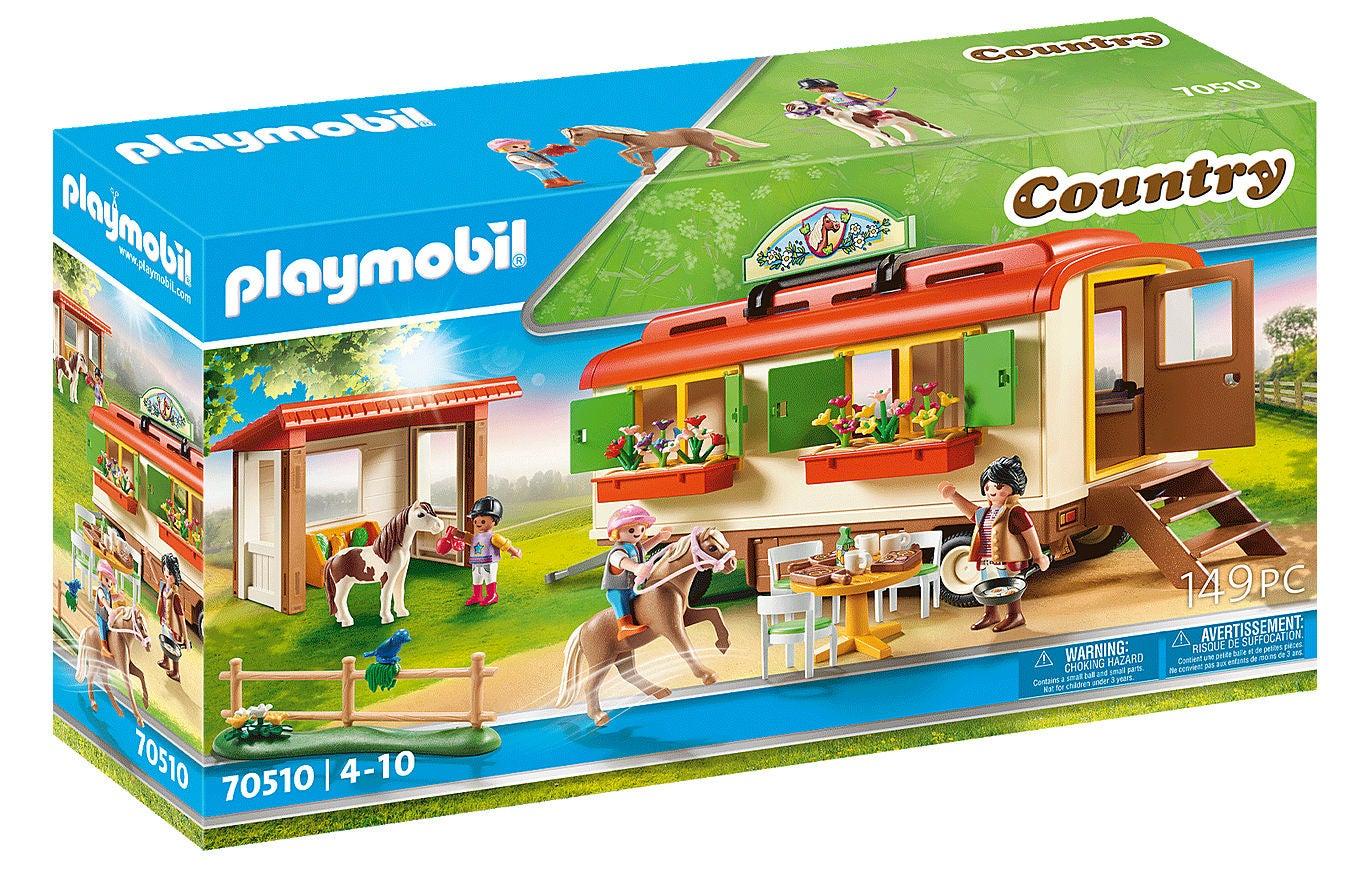 Playmobil 70510 Ponileiri