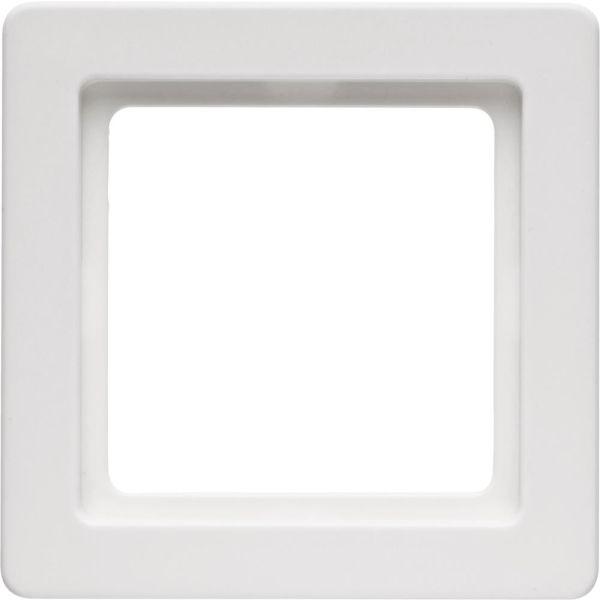 Hager 10116089 Peitekehys 1-paikkainen, valkoinen