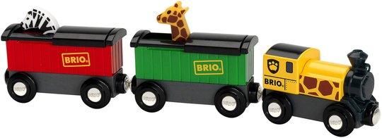 BRIO 33722 Tog Safari