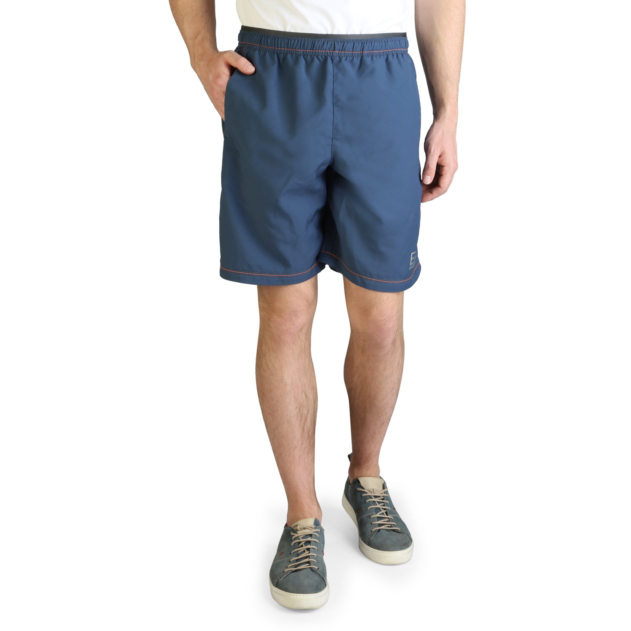 EA7 Men's Short Various Colours 272684_6P216 - blue S