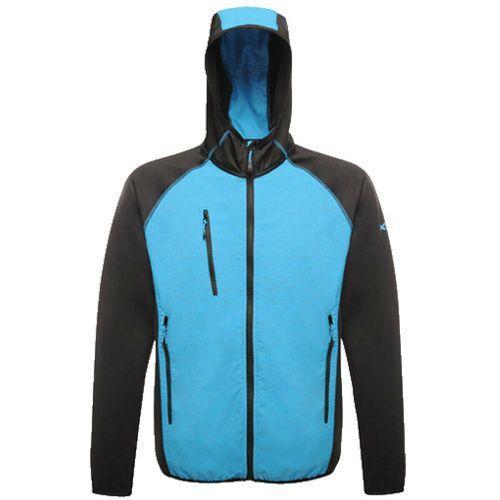 Regatta Men's X-Pro Lumen SoftShell Jacket Various Colours TRA611 - Methyl/Black M