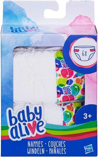Baby Alive Bleier 6-Pack