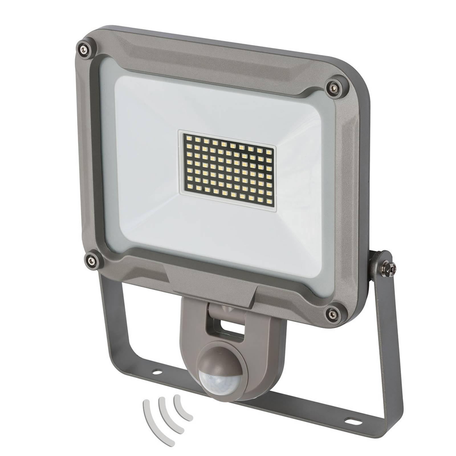 LED-ulkokohdevalaisin Jaro tunnistimella IP44 50W